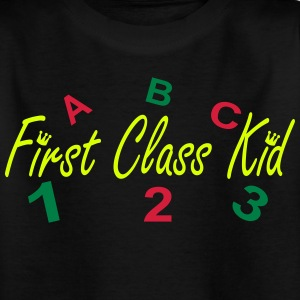 First Class Kid 2 - Kinder T-Shirt