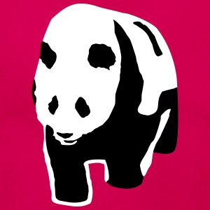 Panda T-Shirts - Frauen T-Shirt