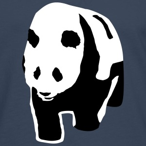 Panda Long sleeve shirts - Men's Premium Longsleeve Shirt