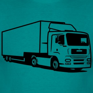 Supply truck truck T-Shirts - Men's T-Shirt