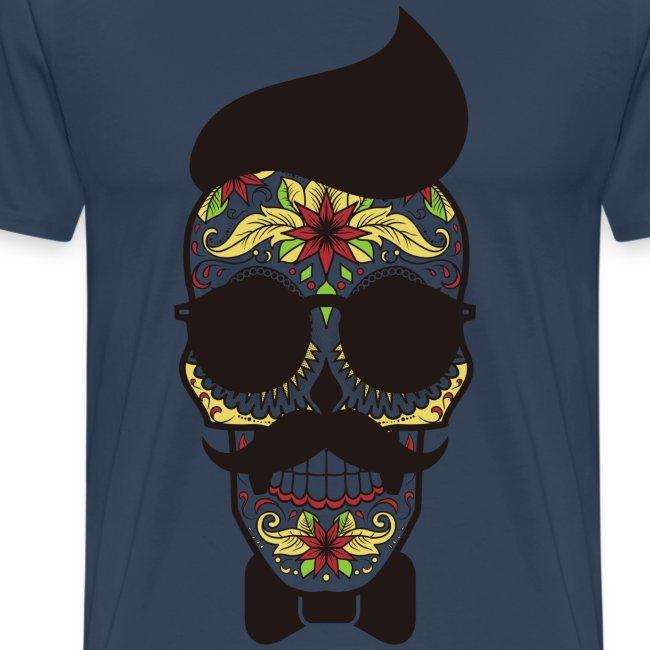 T-shirt Crâne Hommes