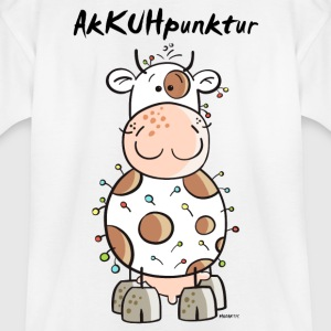 Akkuhpunktur T-Shirts - Teenager T-Shirt