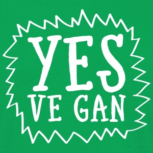Yes Ve Gan Tee shirts - T-shirt Homme