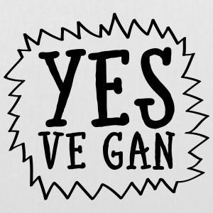 Yes Ve Gan Bags & Backpacks - Tote Bag