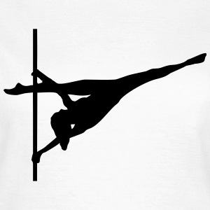 Pole dance, Artistik T-Shirts - Frauen T-Shirt