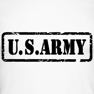 usa army 05 Manches longues - T-shirt baseball manches longues Homme
