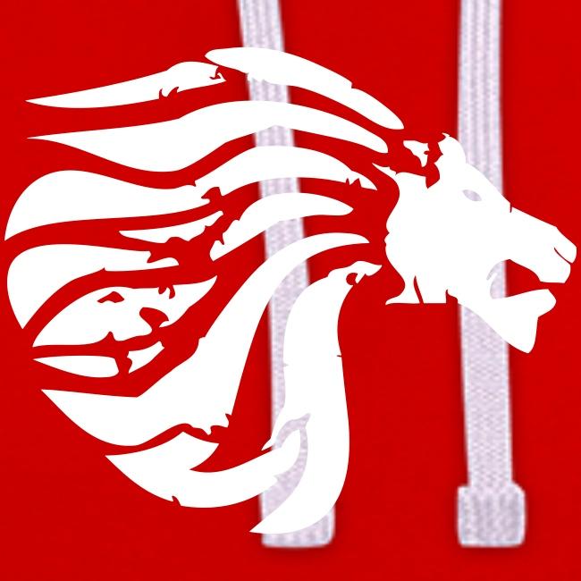 """Hoody """"True Lion"""""""