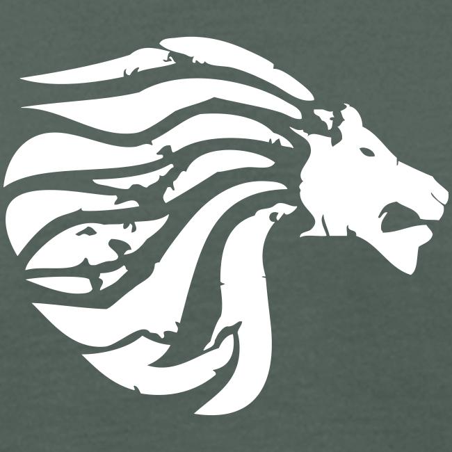 "Organic Shirt ""True Lion"""