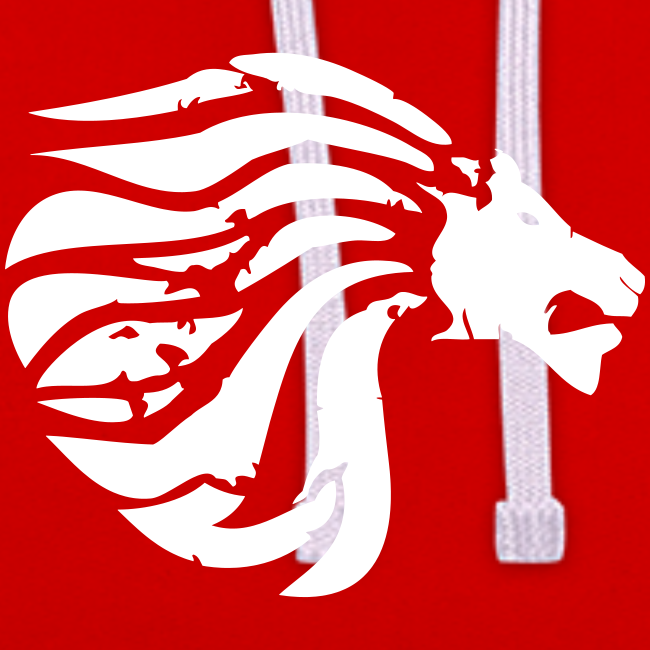 "Hoodie ""True Lion"""