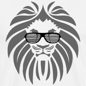 Party Lion - Männer Premium T-Shirt