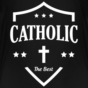 Christian / Catholic / God / Religion Catholicism Shirts - Teenage Premium T-Shirt
