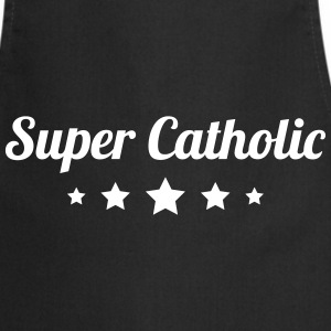 Christian / Catholic / God / Religion Catholicism  Aprons - Cooking Apron