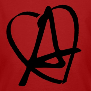 love anarchy - T-shirt bio Homme