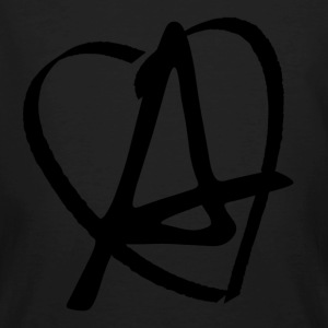 Love Anarchy T-shirts - Organic mænd