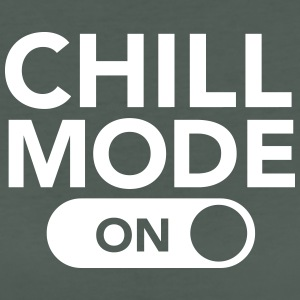 Chill Mode (On) Camisetas - Camiseta ecológica mujer