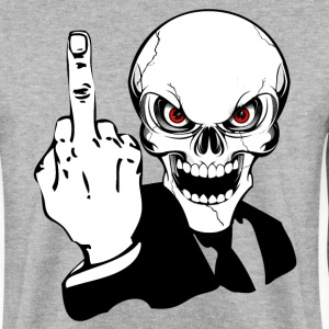 skull fuck Sweat-shirts - Sweat-shirt Homme