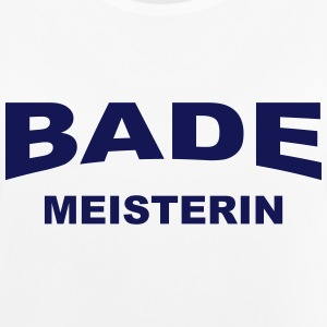 Bademeisterin Text Tops - Frauen Tank Top atmungsaktiv
