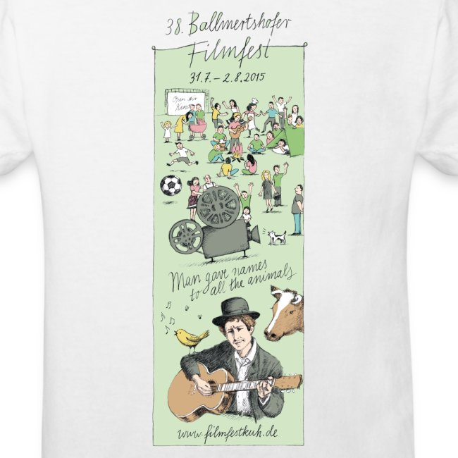 Kinder Bio-T-Shirt 2015