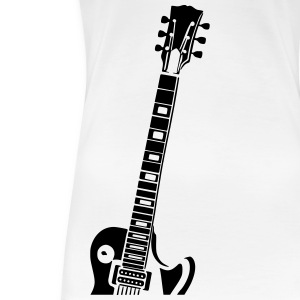 Les Paul T-Shirt (w) - Frauen Premium T-Shirt