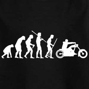 MOTORCYCLE EVOLUTION Shirts - Teenager T-shirt