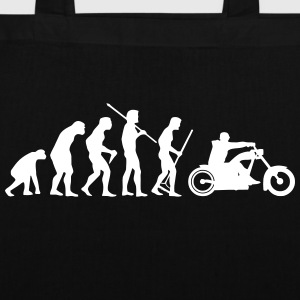 MOTORCYCLE EVOLUTION Bags & Backpacks - Tote Bag