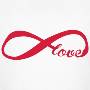 ENDLESS LOVE T-Shirts - Men's Organic T-shirt