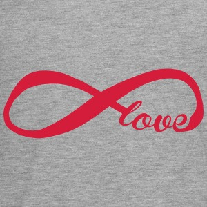 ENDLESS LOVE Long Sleeve Shirts - Teenagers' Premium Longsleeve Shirt