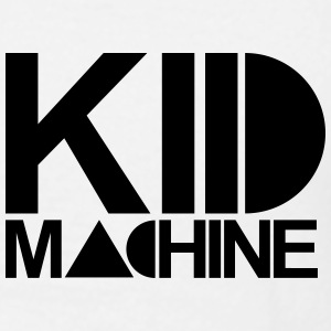 KID MACHINE BASIC CHEST LOGO TEE - Men's T-Shirt
