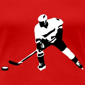 Ice hockey T-Shirts - Women's Premium T-Shirt