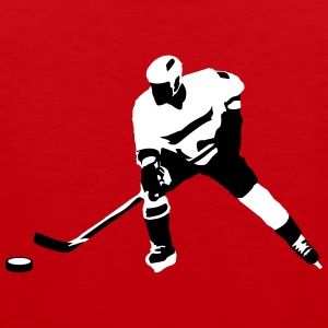 Ice hockey Tank Tops - Men's Premium Tank Top