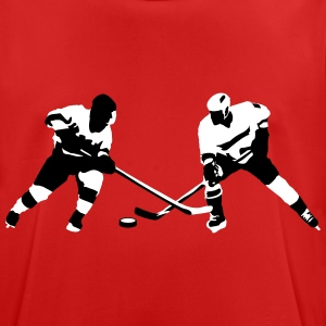 Ice hockey Camisetas - Camiseta hombre transpirable