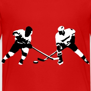 Ice hockey Shirts - Kinderen Premium T-shirt