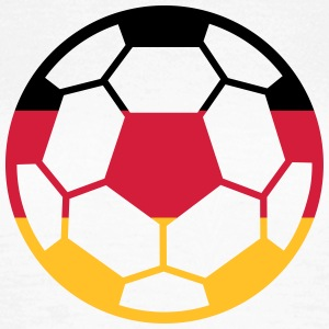 Soccer, Football, Germany Camisetas - Camiseta mujer