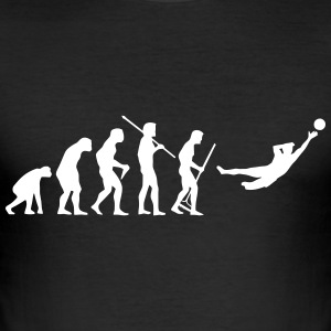 EVOLUTION SOCCER T-shirts - Slim Fit T-shirt herr