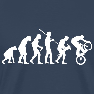 EVOLUTION MOUNTAINBIKE T-Shirts - Männer Premium T-Shirt