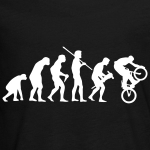 EVOLUTION MOUNTAINBIKE Langarmshirts - Teenager Premium Langarmshirt