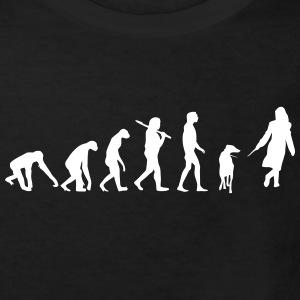 EVOLUTION WALKIES WALKING Tee shirts - T-shirt Bio Enfant
