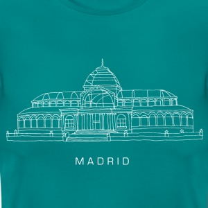 Madrid Kristallpalast w T-Shirts - Frauen T-Shirt