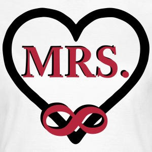 Mrs. Forever T-Shirts - Frauen T-Shirt