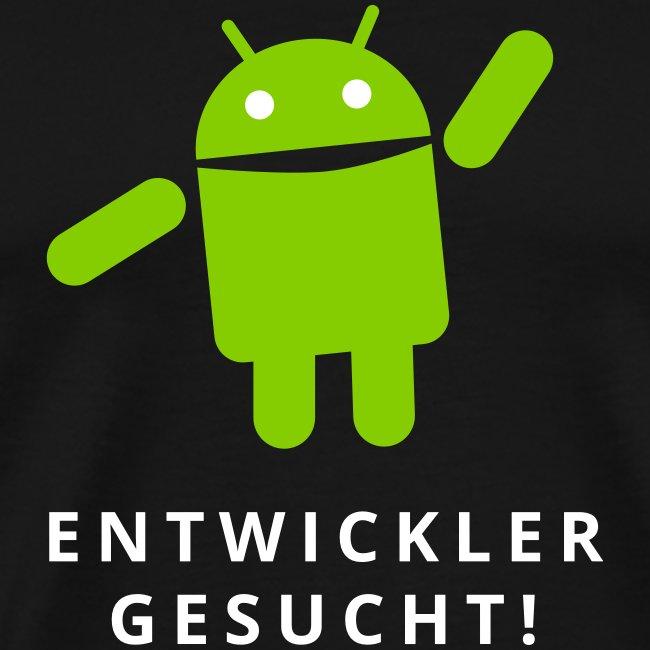 Android Developer Gesucht