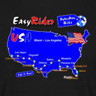 Grafiikka ~ Easy Rider short for men