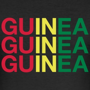 GUINEA T-Shirts - Men's Slim Fit T-Shirt