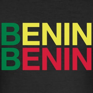 BENIN T-shirts - Herre Slim Fit T-Shirt