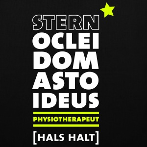 Physiotherapeut Stofftasche - Stoffbeutel