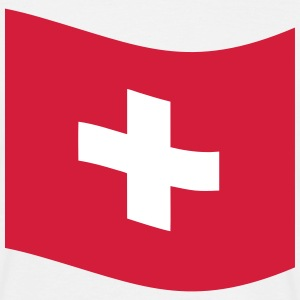 Switzerland Tee shirts - T-shirt Homme