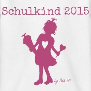 Schulkind 2015 - Kinder T-Shirt