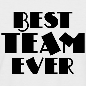 Best Team ever Tee shirts - T-shirt baseball manches courtes Homme