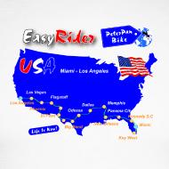 Grafiikka ~ Easy Rider long for men