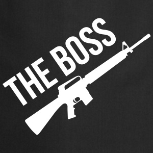 The Boss / Armée / Militaire / Arme / Guerre Fartuchy - Fartuch kuchenny