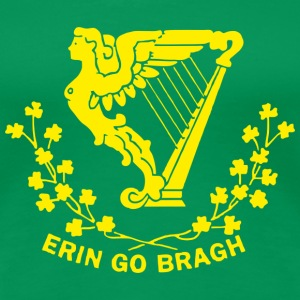 Erin Go Bragh - Women's Premium T-Shirt